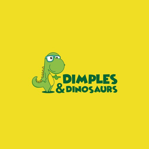 Dimples&dinosaurs