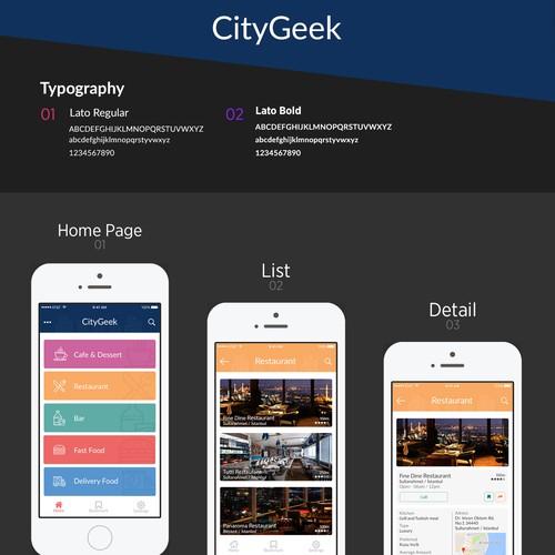 Find Place App