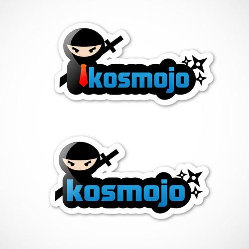 Create the next logo for Kosmojo