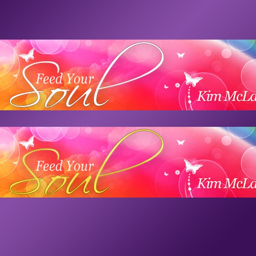 New banner ad wanted for Kim McLaughlin