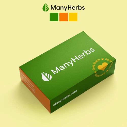 Gift box for supplement