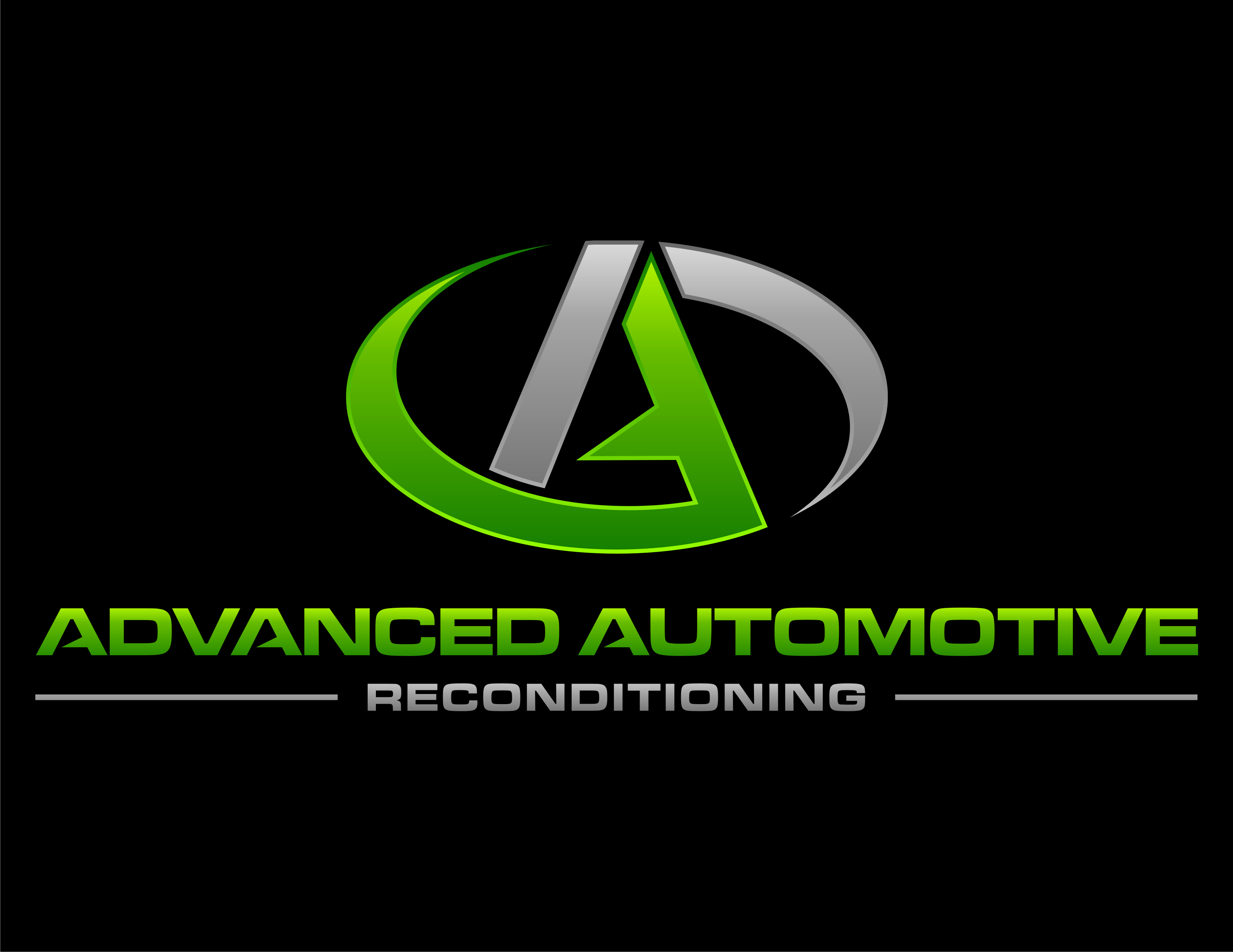 Advanced Automotive Reconditioning needs a an awesome modern logo