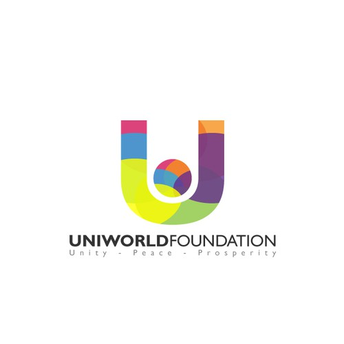 Create a logo for World Unity