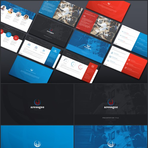 Powerpoint Template for Sale