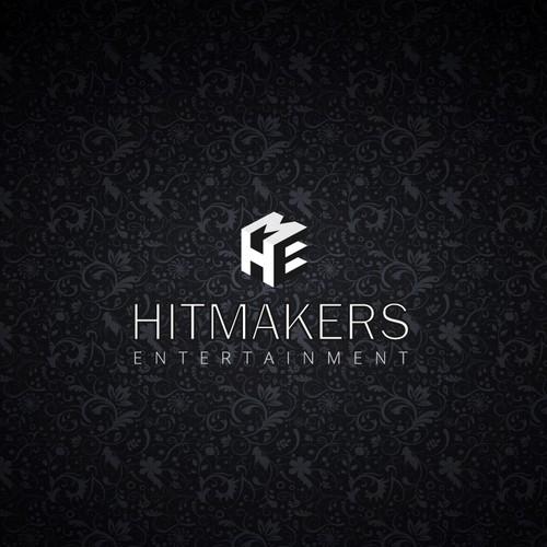Logo concept for record / entertainment company
