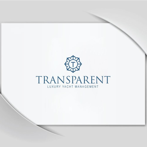 logo for TRANSPARENT Luxury Yacht Management