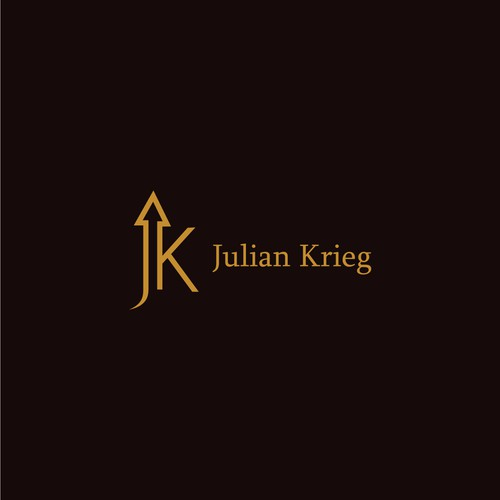 Julian Kries Logo Design