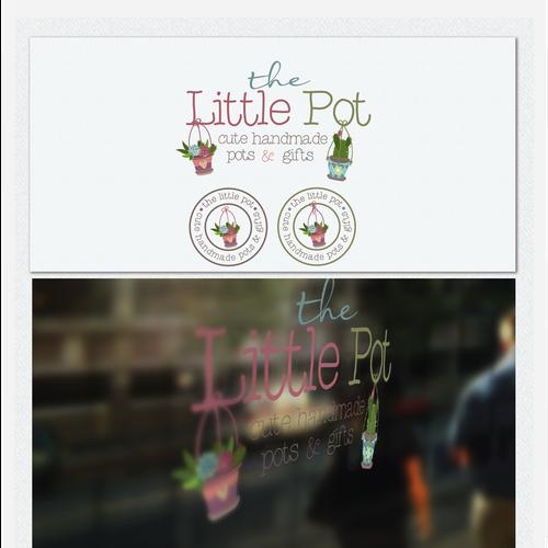 Help grow us a logo for The Little Pot