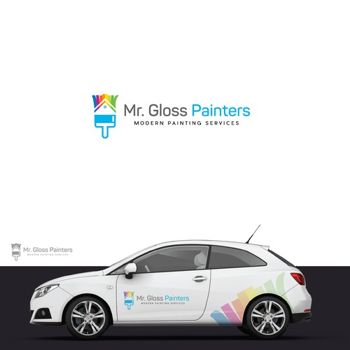 logo for painters