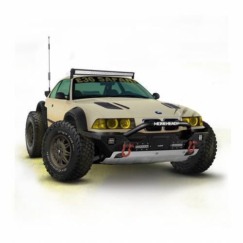 Safari BMW Project Car