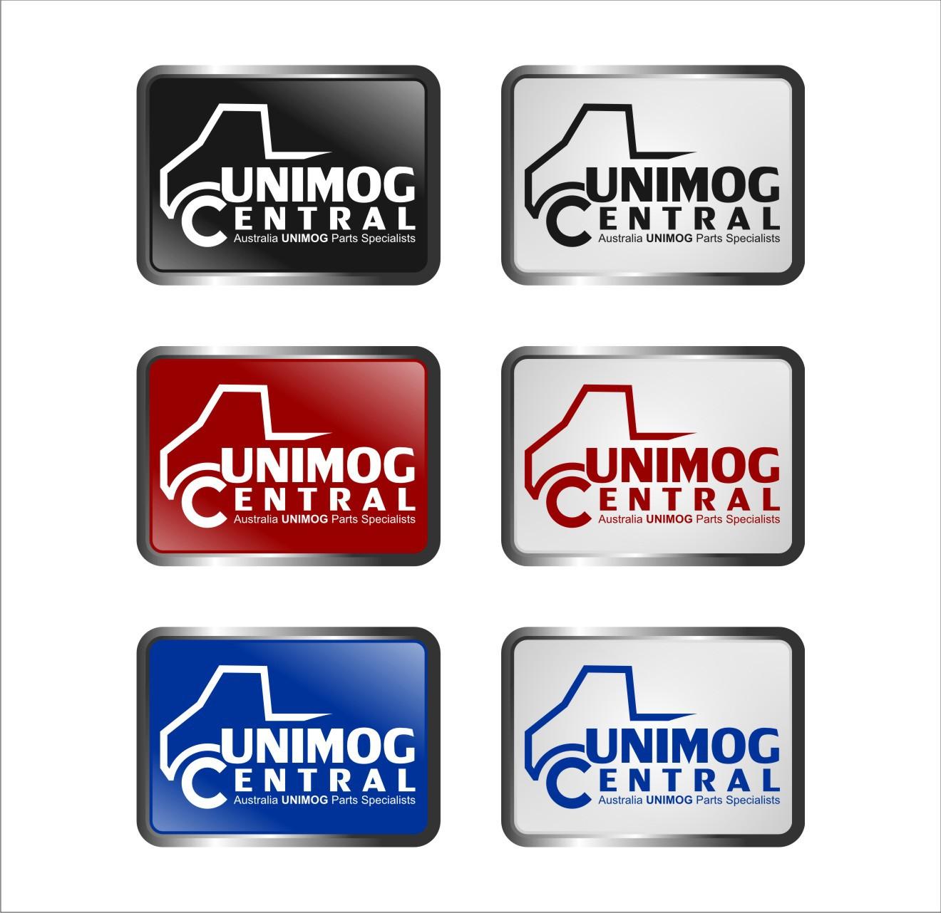 Unimog-Central needs a new logo
