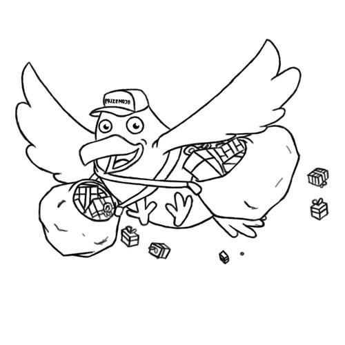 bird of prizemojo