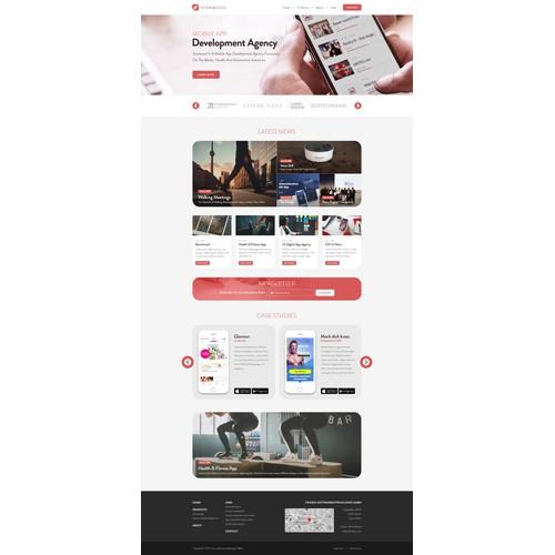 Stanwood - Mobile App Development Agency