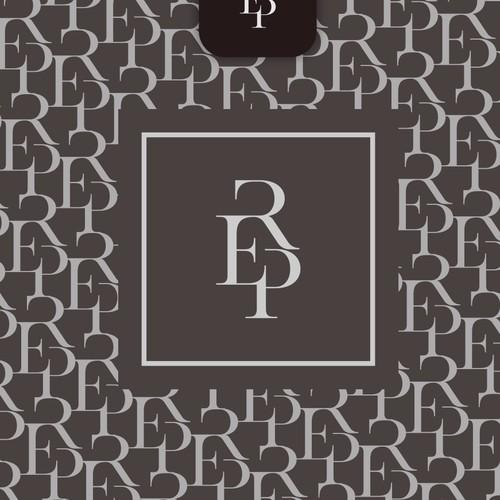 REP or Represent logo