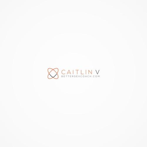 Caitlin V Logo