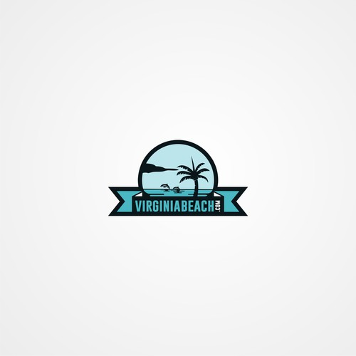 Beach Website looking for a worthy Logo and Brand