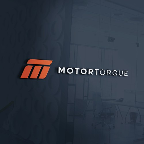 Modern, simple, bold new logo for motor torque