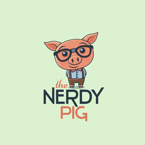 Nerdy Pig