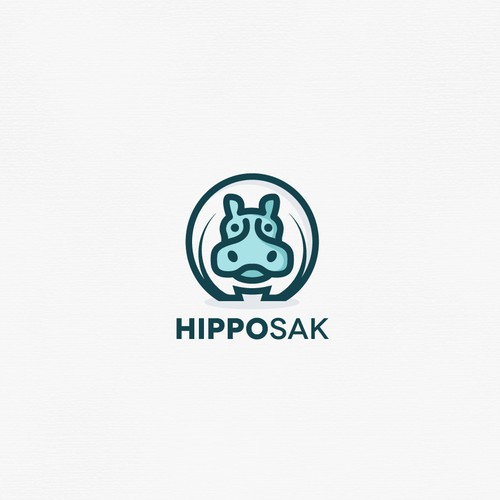 Logo for HippoSak