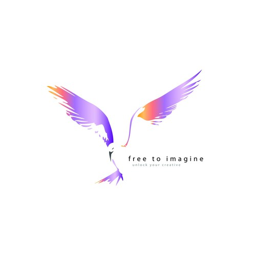 logo for Free to imagine