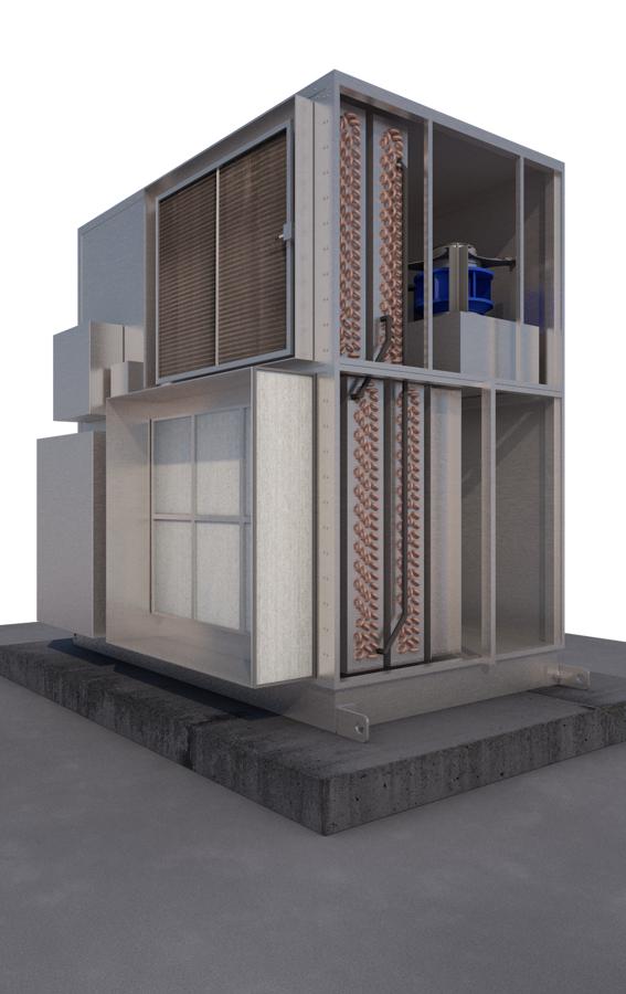 3D Equipment Modelling