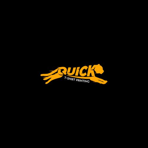 Quick Tshirt Printing Logo