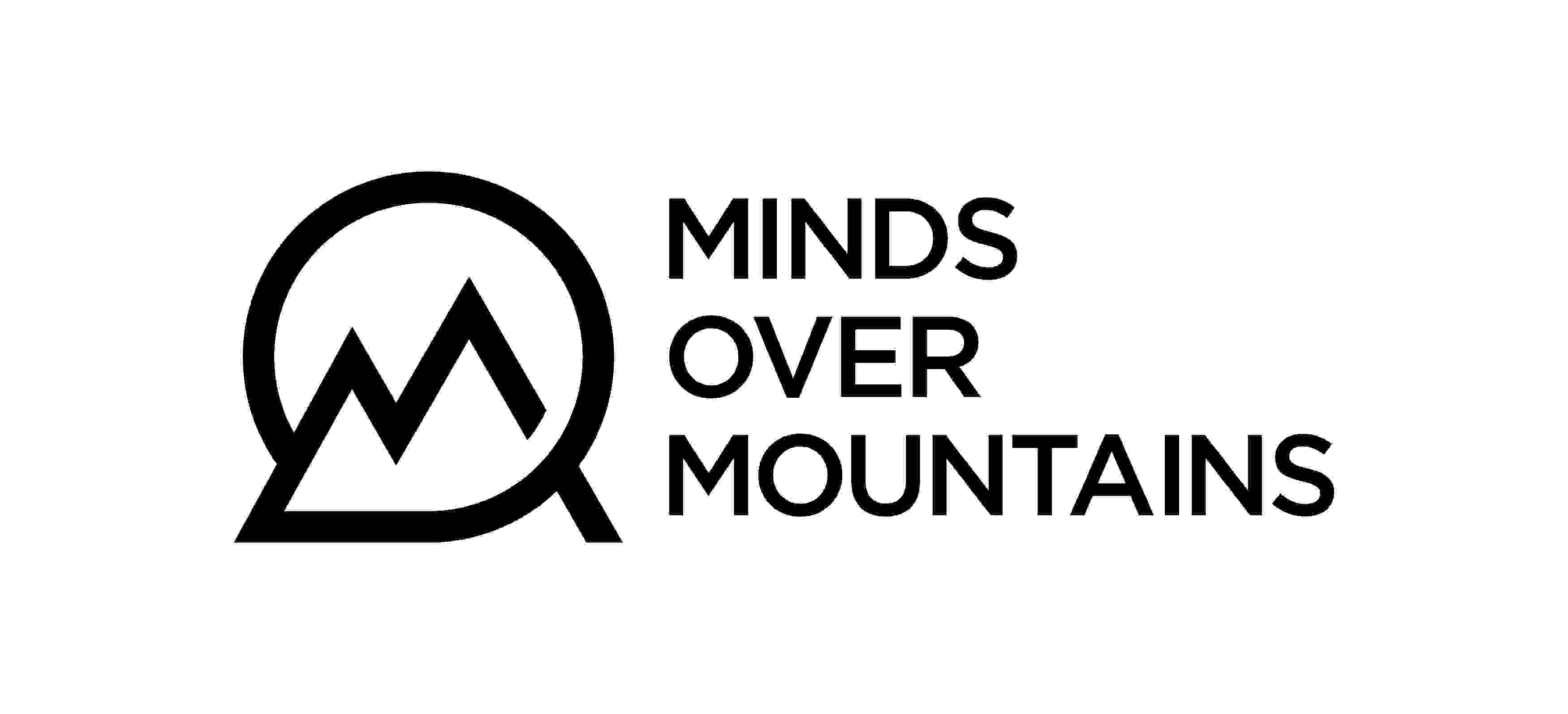 Outdoor mindset coaching logo to appeal to plus size adventurers