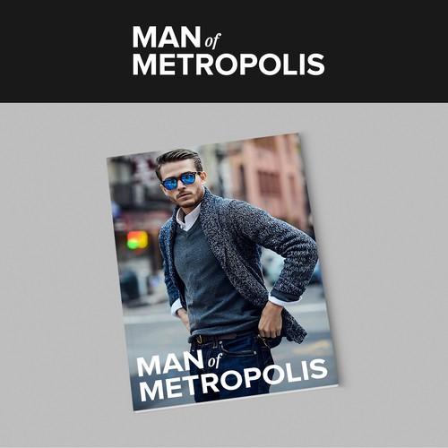 Logo for men's style magazine