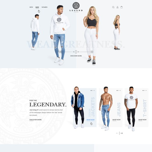Legendary Designer Needed for Successful Brand