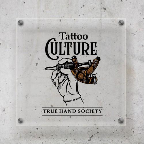 TattooStudio Classic Elegant Styletlogo