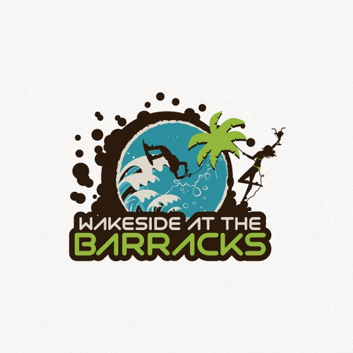 logo for Wakeside at the Barracks
