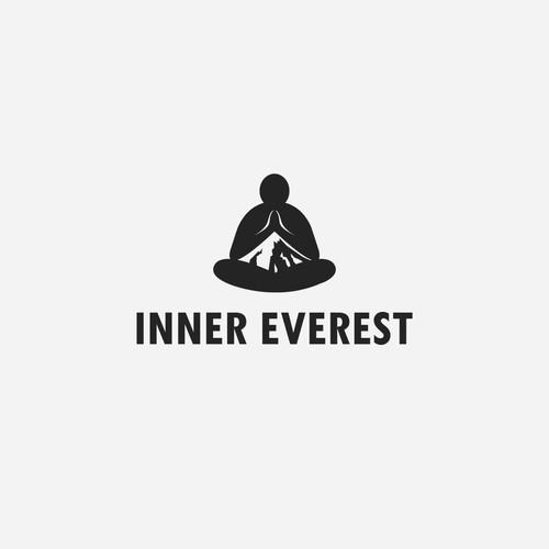 Negative space concept for meditation
