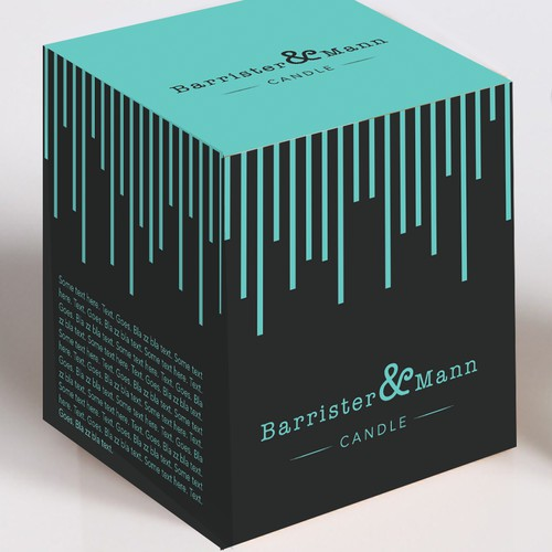 Create An Elegant Packaging Design for a New Line of Scented Candles