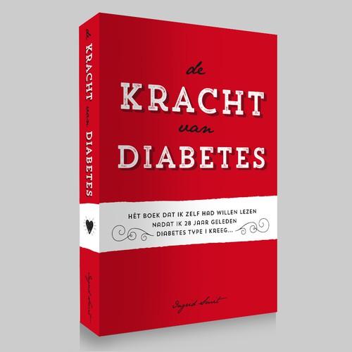 Creëer een bookcover met power voor De kracht van diabetes