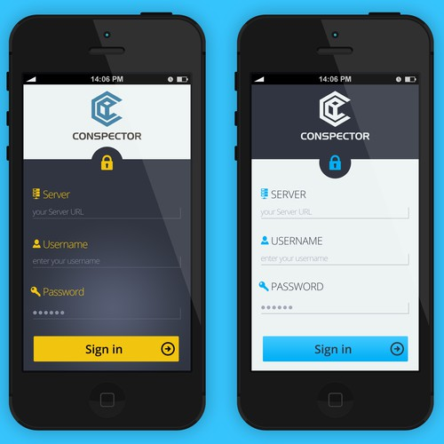 Help us impress our users by improving the UI of our app!