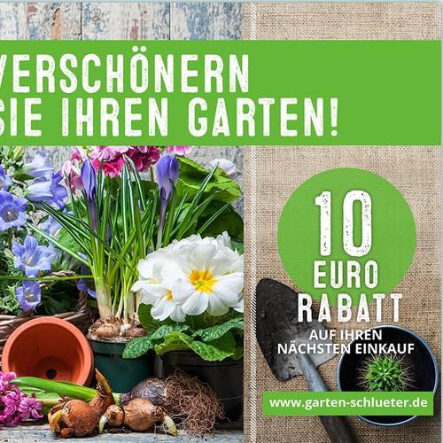 Postcard Design for Schlüter