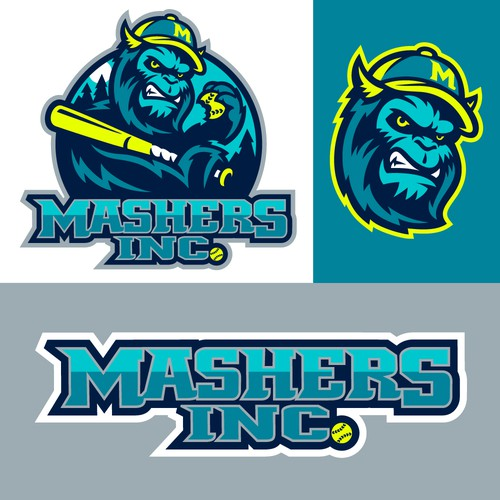 MASHERS softball