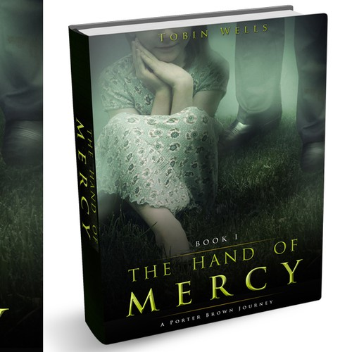 Create the next book or magazine cover for Tobin Wells