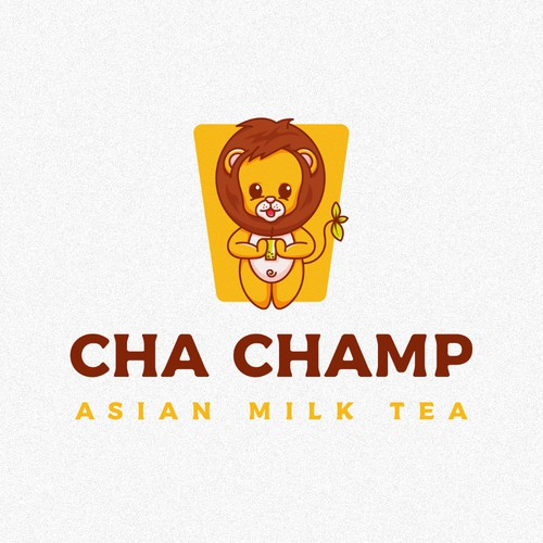 Cha Champ Asian Milk Tea
