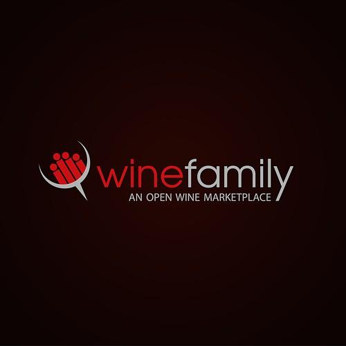 Help WineFamily with a new logo