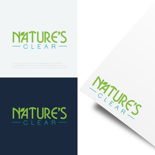 nature's clear logo
