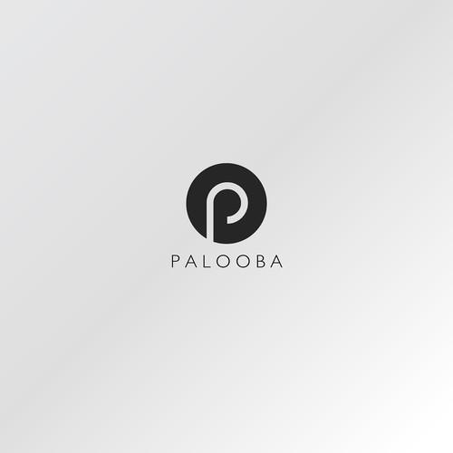 Minimal Palooba logo