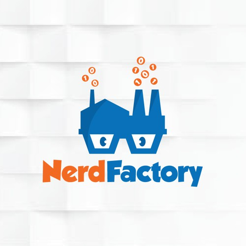 Logo for Nerd Factory