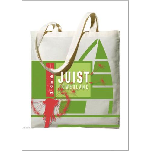 merchandise design für Gemeinde Juist