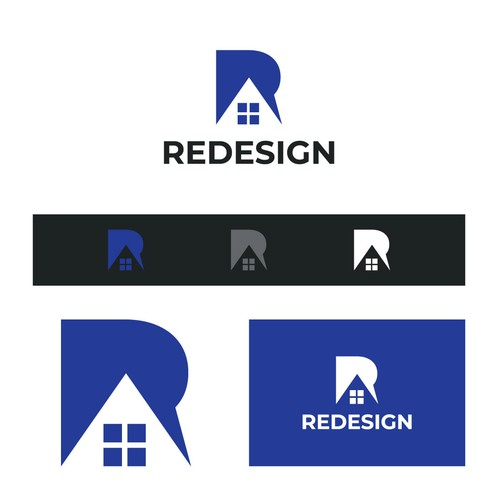 Fresh Logo for a Real Estate