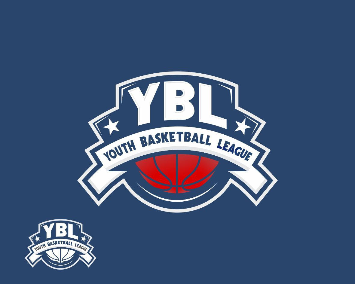 Logo for Youth Basketball League (YBL)