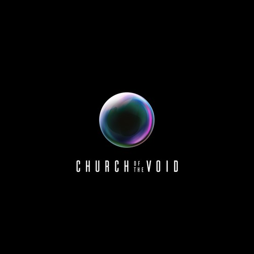 logo for church of the void