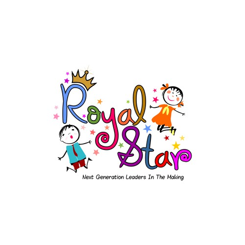 Logo design for preschool