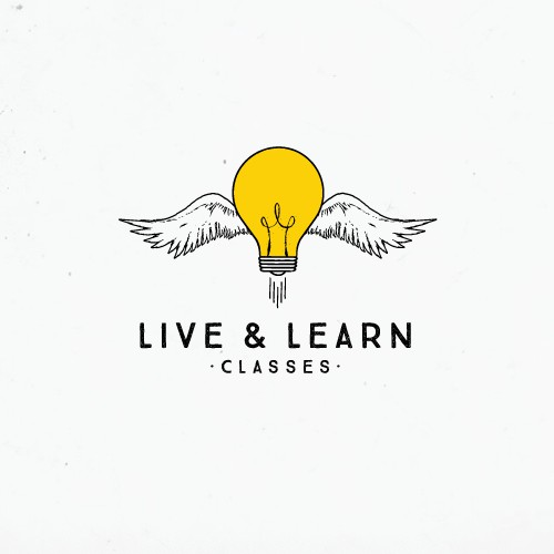 Logo Design for Live &Learn Classes