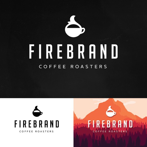 Logo for Specialty Coffee Roaster